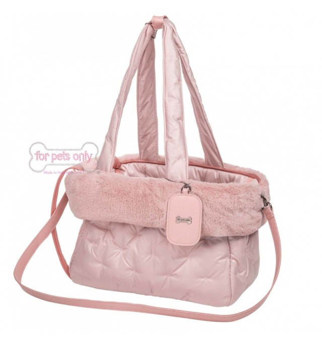 for pets only (フォーペッツオンリー) Winter Pink Bag (AI2019-B3-S)