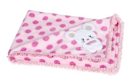for pets only DOTTY TOPOMIO FUXIA CHENILLE COVER
