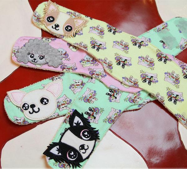 J&Kanimals☆キャラクターマナーパンツ☆【小型犬サニタリーパンツマナーショーツ】