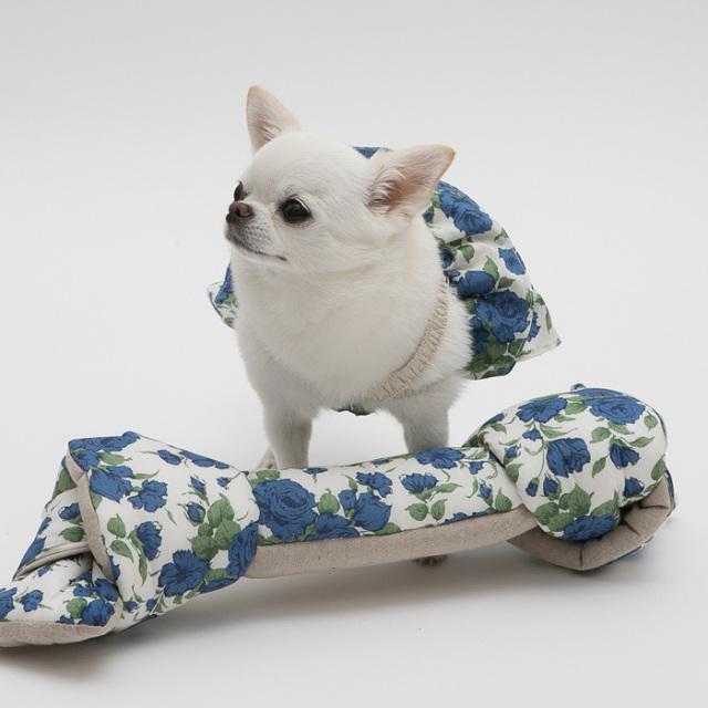 louisdog(ルイスドッグ)WeLoveDesign/LIBERTY【小型犬ベッドカドラークッションセレブ】