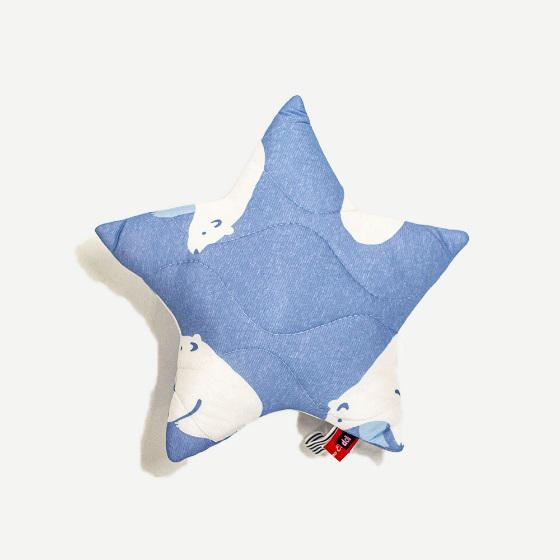 天使のカート×Luludoll冷えひえクールクッション星型のみ