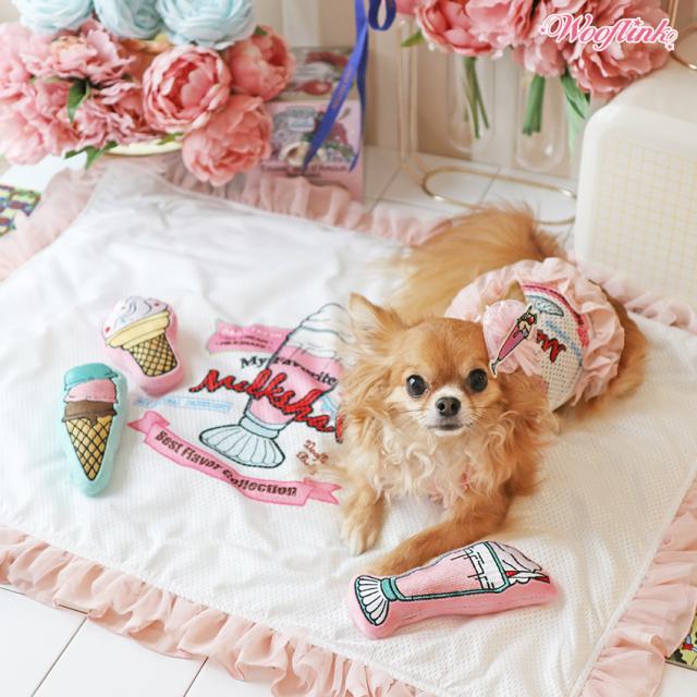 ウーフリンクWOOFLINKSUMMERFUNPLUSHTOYS【犬用ペットぬいぐるみトーイセレブ】
