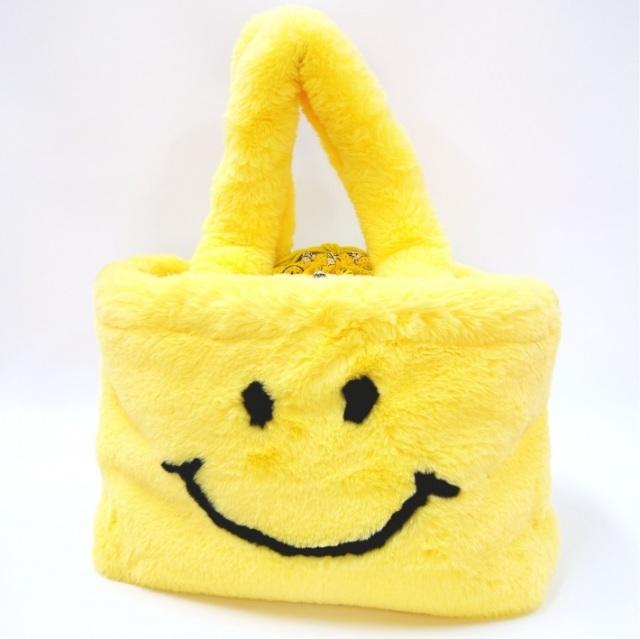 サーカスサーカス circus circus SMILE FUR Carry Bag