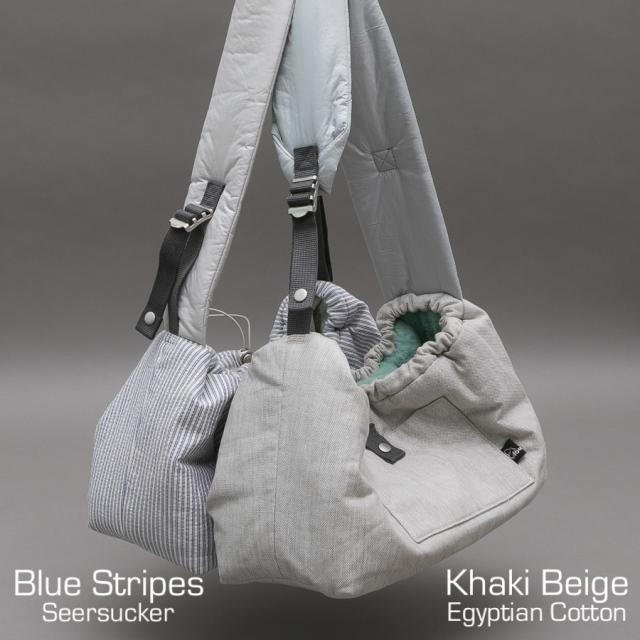 ルイスドッグ louisdog Winter Magic Reversible Sling Bag