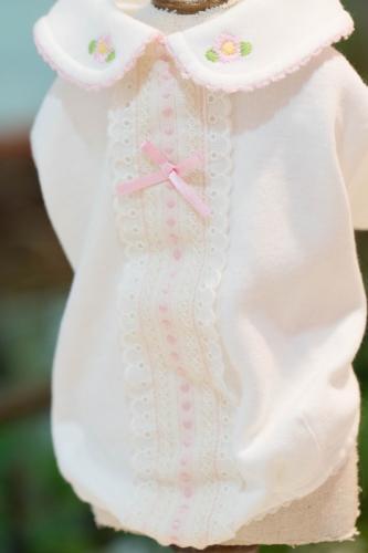 ブルブブ BUL BU-BU Royal Flower Shirts(無地)