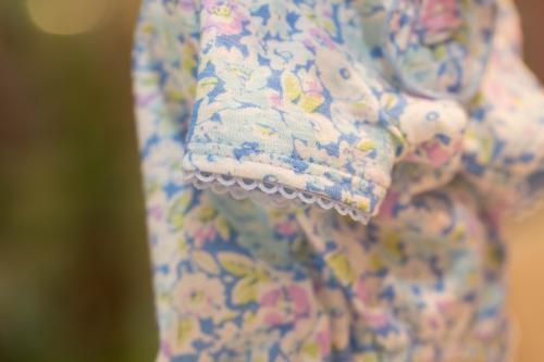 ブルブブ BUL BU-BU Royal Flower Shirts(花柄)