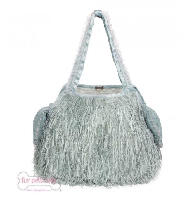 フォーペッツオンリー for pets only Swan Bag Dusty Blue (AI2019S-B4)