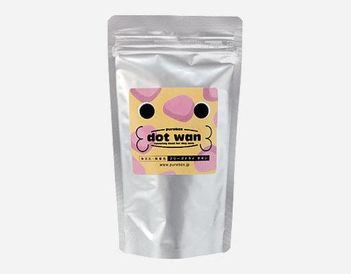 ドットわん dot wan ドットわんフリーズドライチキン(60g)