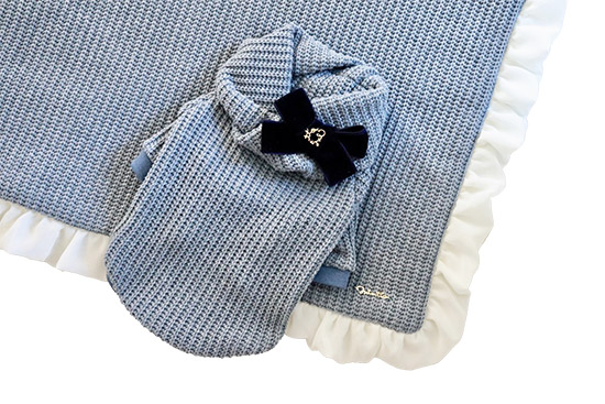 ミムット mimtto Chunky Knit Mat