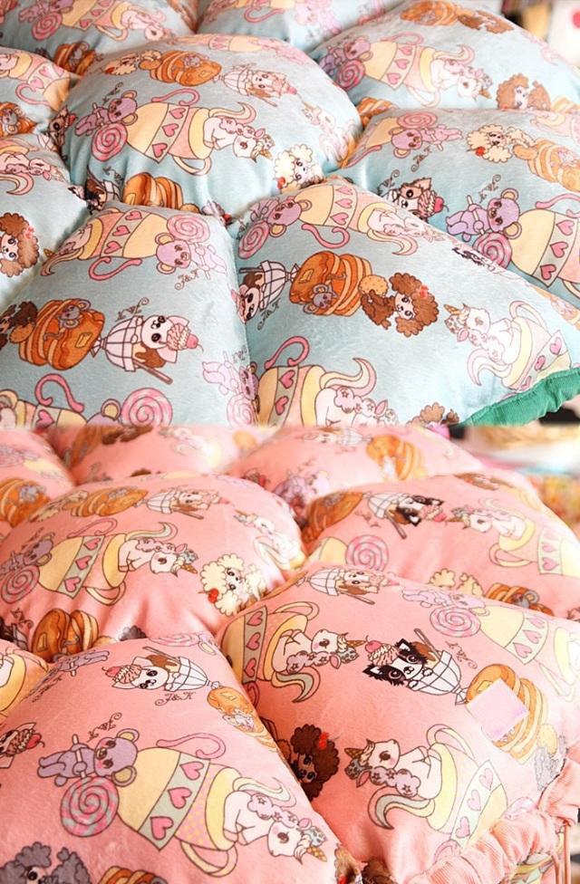 J&Kアニマルズ J&K animals ☆2Way キャラクター ベッド☆