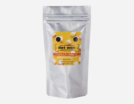 ドットわん dot wan ドットわんフリーズドライチーズキューブ(70g)