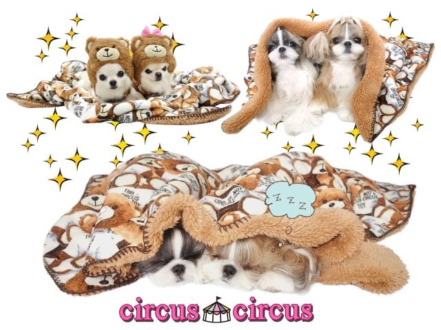 サーカスサーカス circus circus Toy Bear Blanket