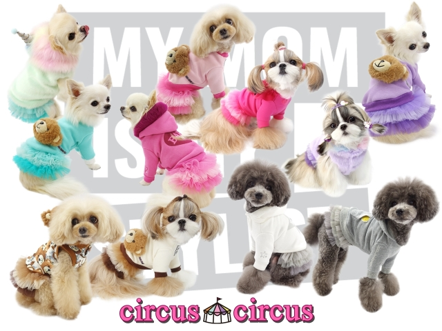 サーカスサーカス circus circus MY STYLIST チュチュ