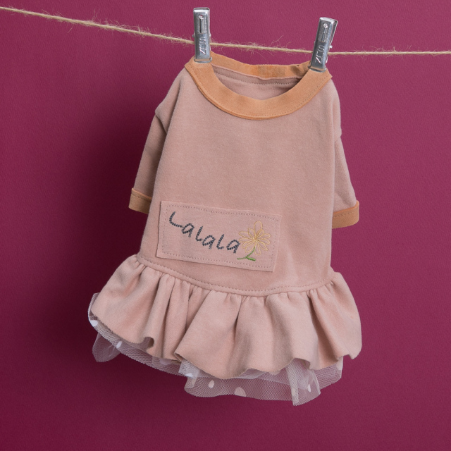 ルイスドッグ louisdog Lalala Dress
