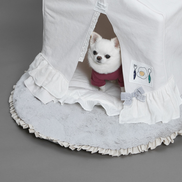ルイスドッグ louisdog Anywhere Fur Rug/Frill