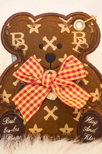 ブルブブ BUL BU-BU BB bear ホルダー