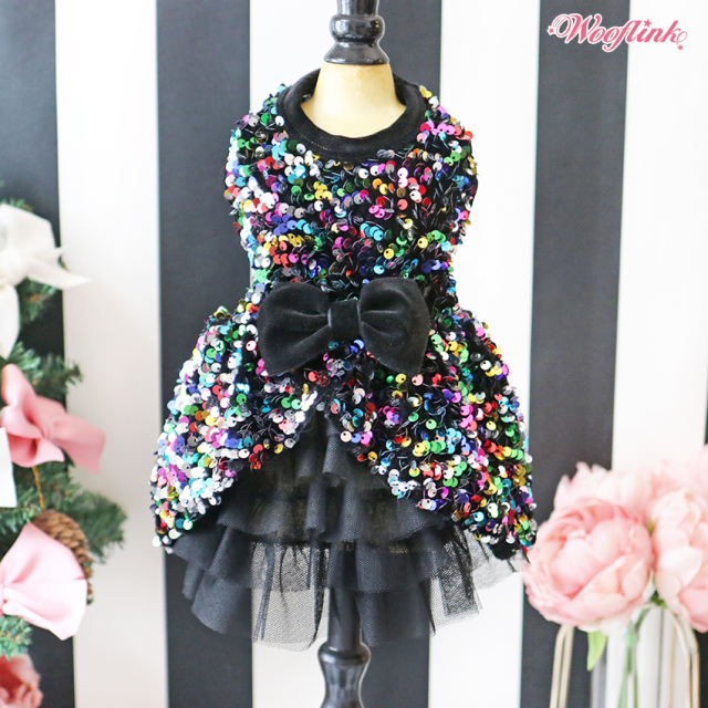 ウーフリンク WOOFLINK PARTY TIME DRESS