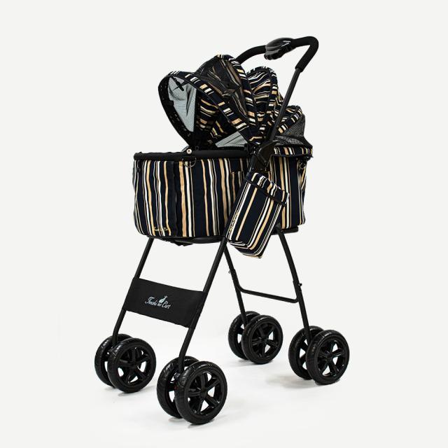 天使のカート ポルテ ライトツイル Ver.4【犬用品 キャリーカート ペットカート ペットバギー】