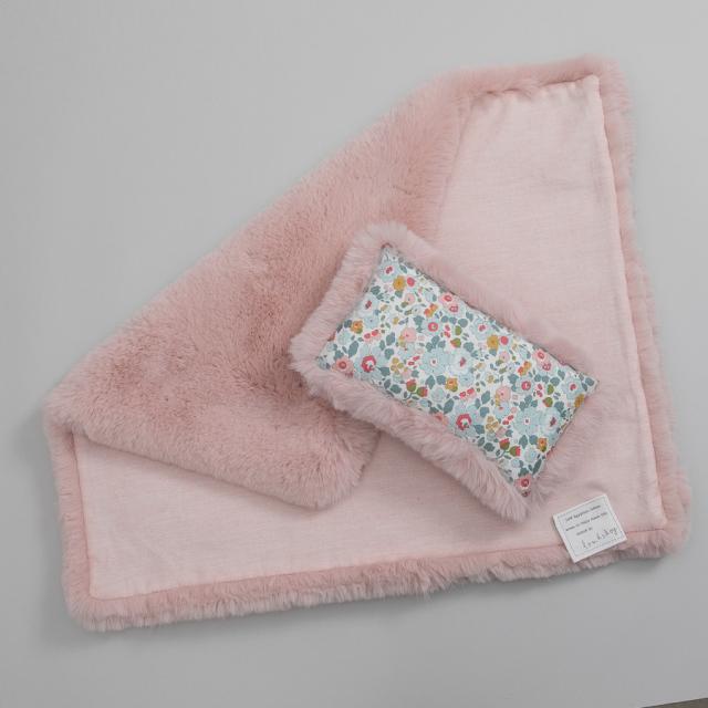 ルイスドッグ louisdog Aspen Blanket n Pillow Set