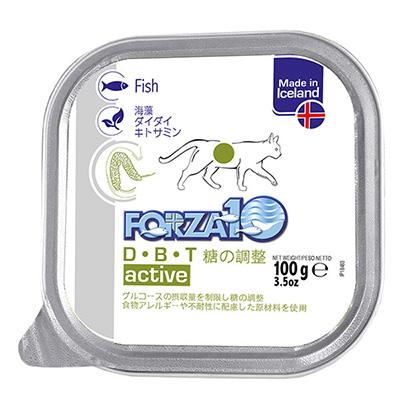 フォルツァディエチ FORZA10 D・B・T キャットアクティウェット(糖の調整)