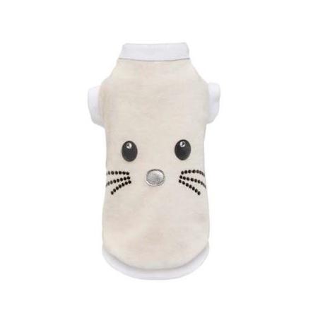 フォーペッツオンリー for pets only TOPOMIO SWEATSHIRT IVORY (PE2020-P2)