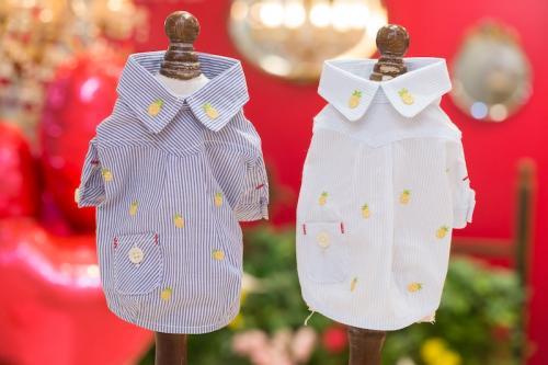 ブルブブ BUL BU-BU パイナップルシャツ