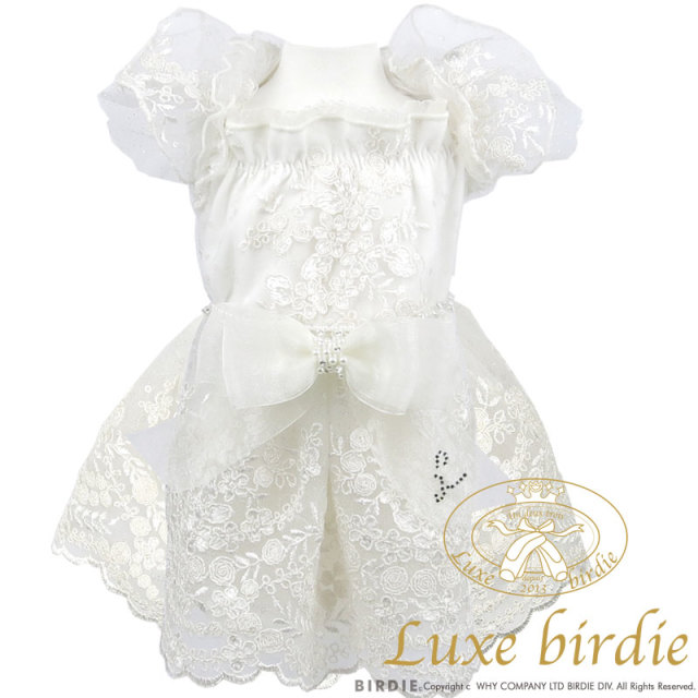 リュクスバーディ Luxe birdie ラ マリエワンピース