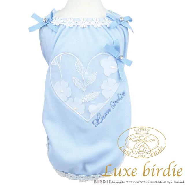 リュクスバーディ Luxe birdie アムールキャミソール BLUE