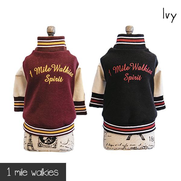 ワンマイルウォーキーズ 1 mile walkies アイビー Ivy Varsity Jacket