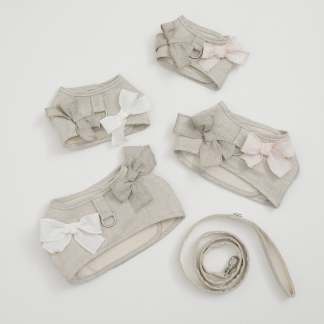ルイスドッグ louisdog Irish Linen Harness Set