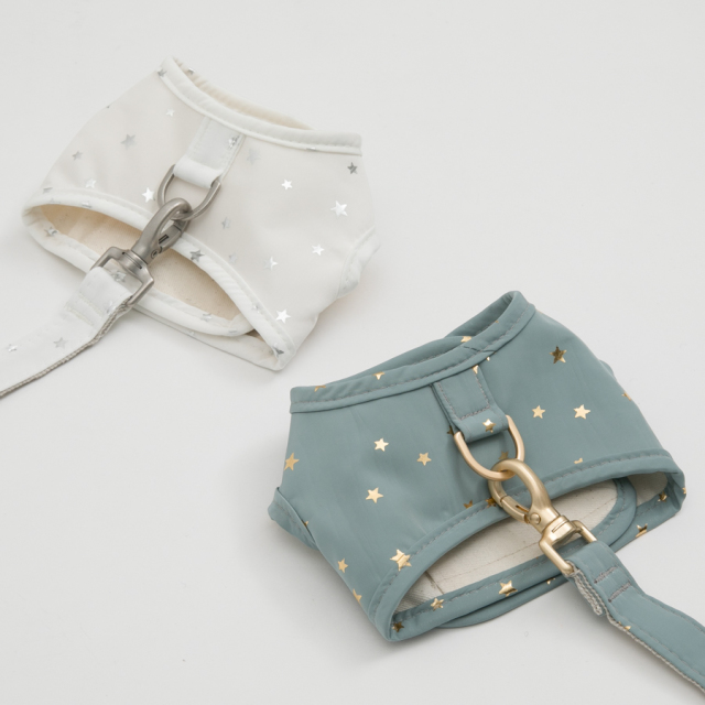 ルイスドッグ louisdog Starry Harness Set
