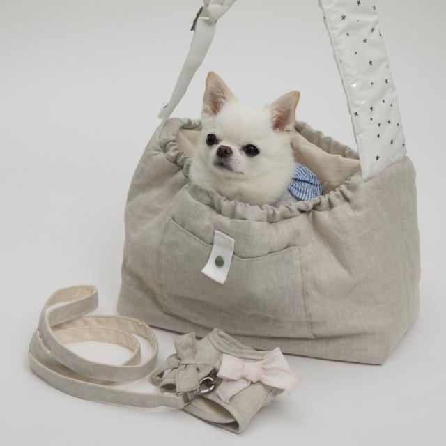 ルイスドッグ louisdog Irish Linen Sling Bag