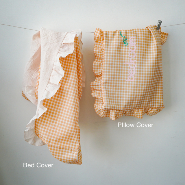 ルイスドッグ louisdog Mellow Goose Bed Cover n Pillow