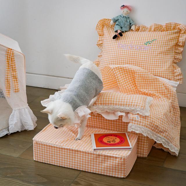 ルイスドッグ louisdog Mellow Goose Bed Step