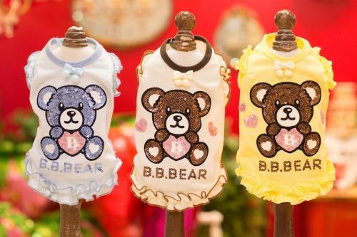 ブルブブ BUL BU-BU COOL Spark Bear T/K