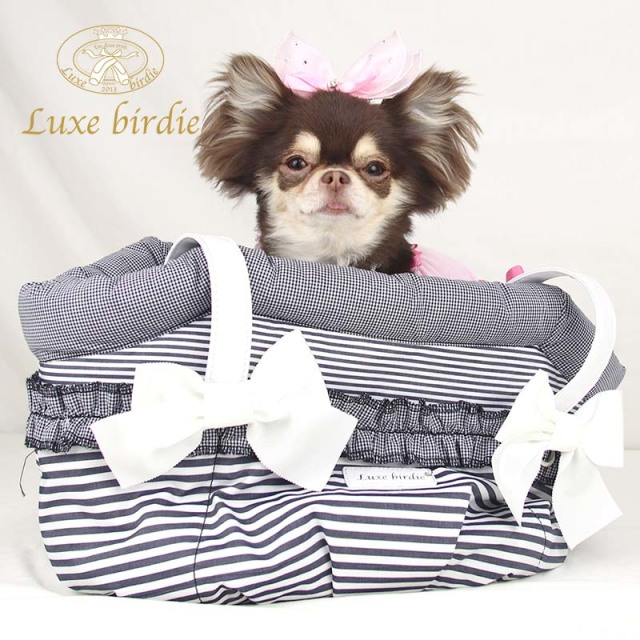 リュクスバーディ Luxe birdie リボンピクニックキャリー