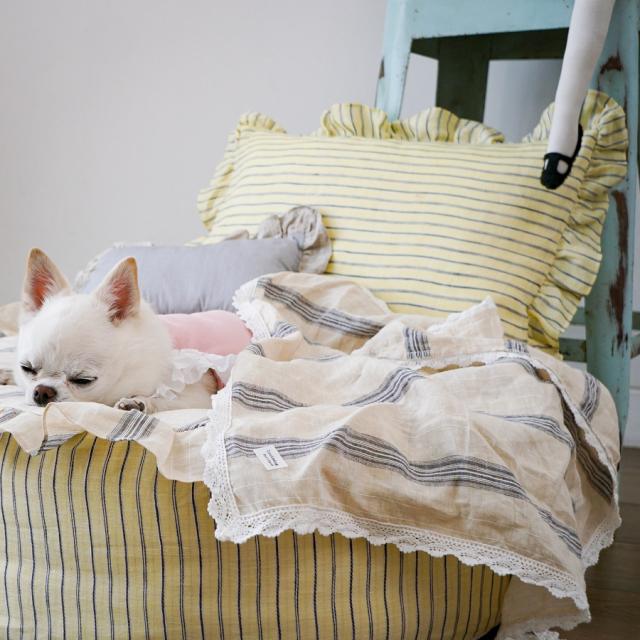 ルイスドッグ louisdog Mellow Goose Pillow