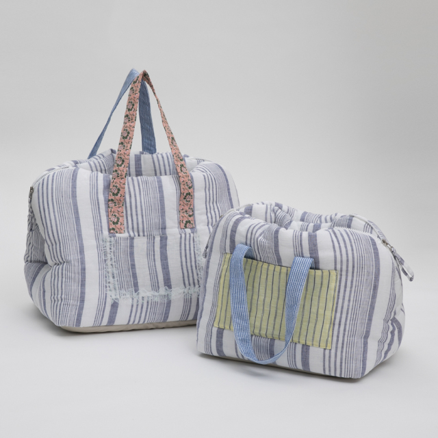 ルイスドッグ louisdog Linenaround Bag/Glitter