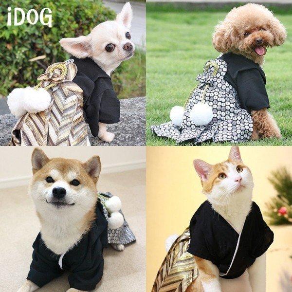 アイドッグ iDog 愛犬用袴 家紋付袴