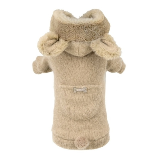 フォーペッツオンリー for pets only BUNNY PULL CAMEL WOOL (AI2020-P5)