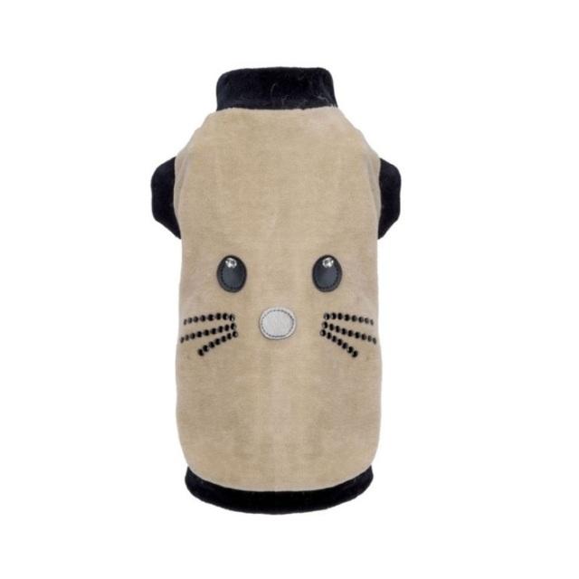 フォーペッツオンリー for pets only TOPOMIO FACE PULL CHENILLE (AI2020-P4)