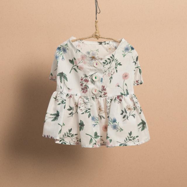 ルイスドッグ louisdog Liberty Floral Dress