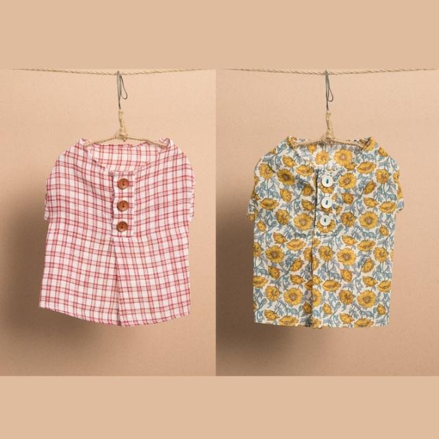 ルイスドッグ louisdog Summer Dress Shirts