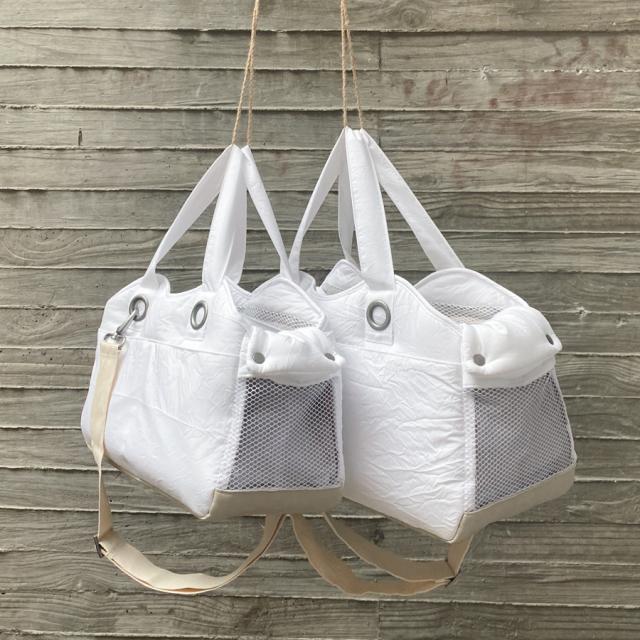 ルイスドッグ louisdog Tote Bag/Blanc
