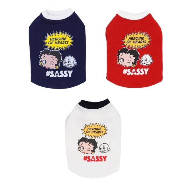 天使のカート Betty Boop pair Tee(Heroine)