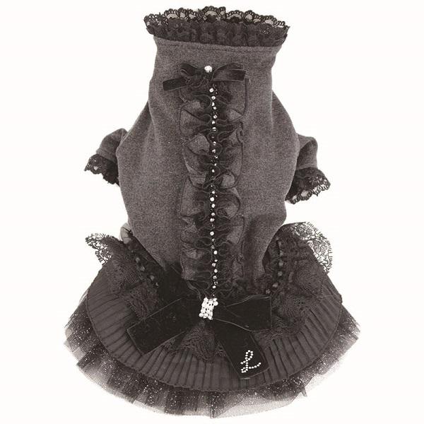 リュクスバーディ Luxe birdie セレニティチュチュドレス BLACK