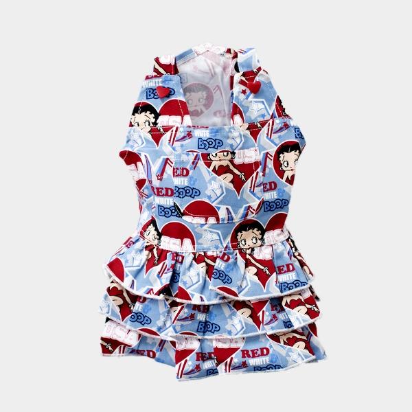 天使のカート Betty Boop Jumperskirt - USA -