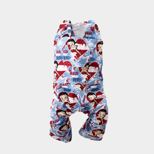 天使のカート Betty Boop Rompers - USA -