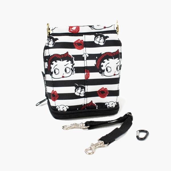 天使のカート Betty Boop Pudgy Collection 制菌消臭マナーポーチ