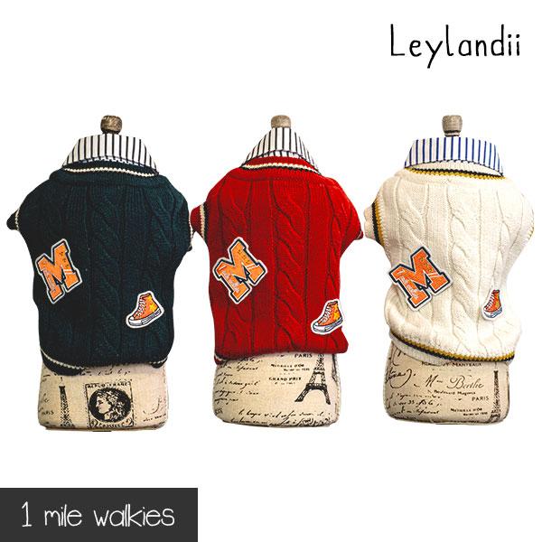 ワンマイルウォーキーズ 1 mile walkies レイランディ Leylandil